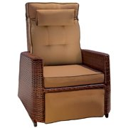 Outdoor Recliner with Cushion