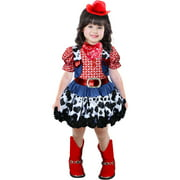 R Lil Rodeo Prnces Toddler Halloween Costume