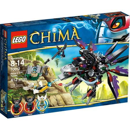 LEGO Chima Razar CHI Raider Play Set (Lego Raiders Of The Lost Ark Walkthrough)