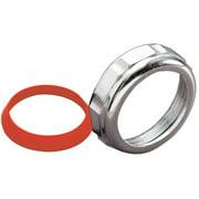 Keeney 916DK Slip Joint Nut, 1-1/4 x 1-1/4 in Size, Zinc, Chrome
