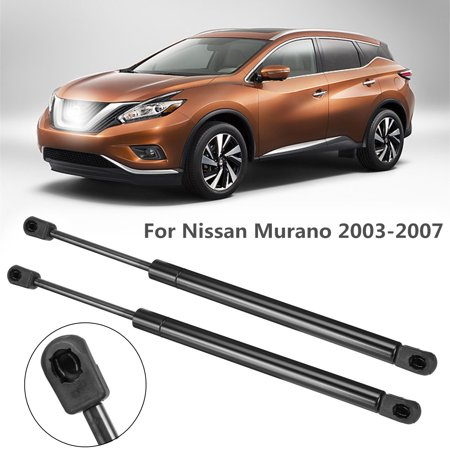 One Pair Car Front Hood Lift Supports For 2003-2007 Nissan Murano US Struts (Murano Hook)