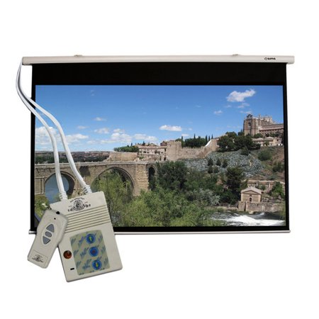 Mgm MGM-120MS -120Ms 120 inch Motorized Projection Screen