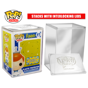 Funko Pop! Official Funko Pop STACKs Premium Hard Plastic Protective Case