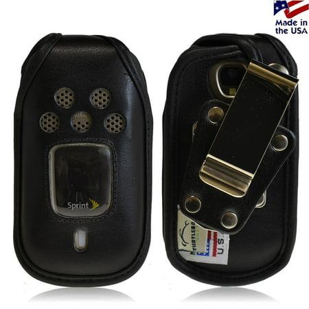 Phone Case Removable Belt Clip - Kyocera DuraPro Turtleback HD Leather Case
