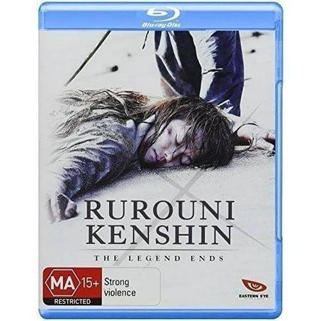 Rurouni Kenshin: The Legend Ends (Blu-ray)