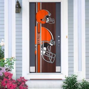 Cleveland Browns Door Banner - image 1 of 1