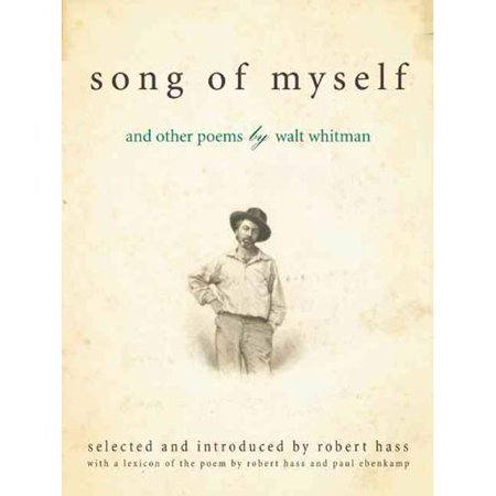 an introduction to the analysis of song of myself by whitman