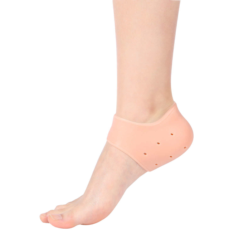Yosoo Ankle Gel Support Pain Relief Protective Silicone Plantar Fasciitis Heel Spur US - image 4 de 7