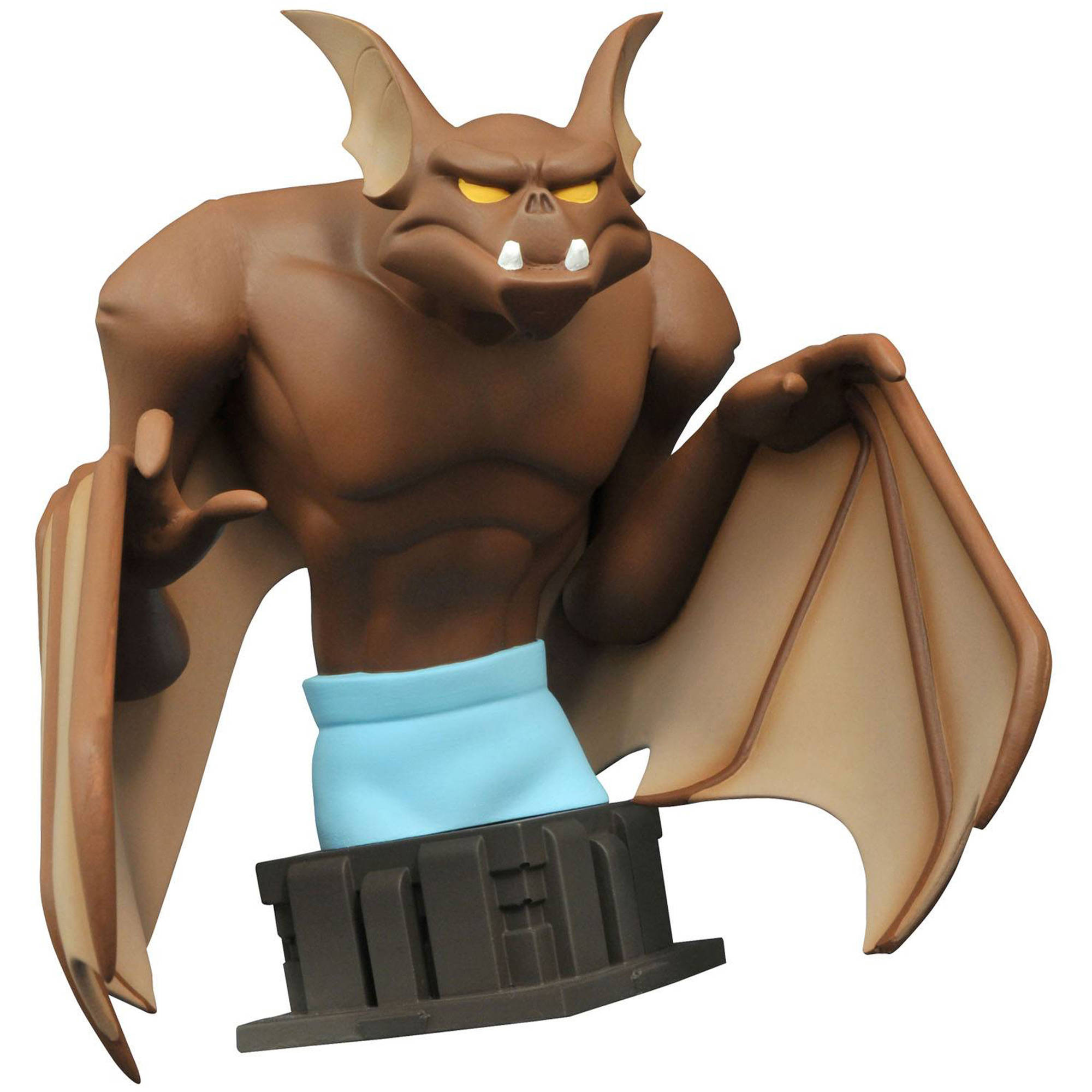 Diamond Select Toys Batman The Animated Series Batman Resin Bust Statue