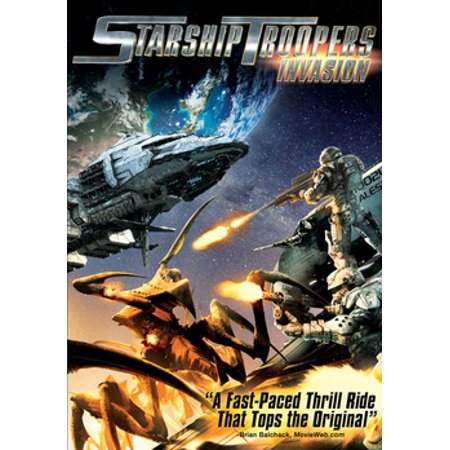 (Starship Troopers: Invasion (DVD))