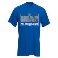 1d288fc1de1429 Product Image BLUE Penny Hardaway Memphis Tigers 2018 T-Shirt ADULT