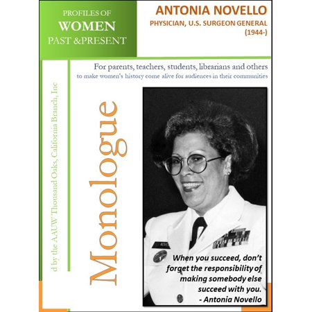 Profiles of Women Past & Present – Antonia Novello Physician, U.S. Surgeon General (1944-) - (Best Cataract Surgeons In Us)