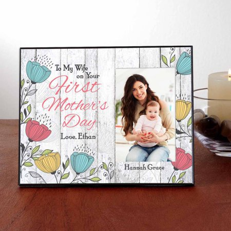 Personalized Her First Mother 8217 S Day Photo Frame