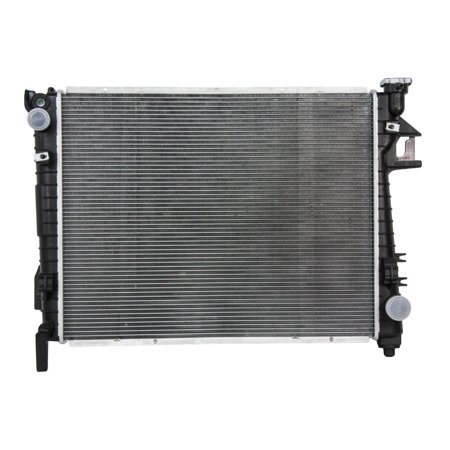 NEW RADIATOR ASSEMBLY FITS DODGE 03-08 RAM 1500 2500 3500 4000 5.7L V8 345 CID 9920 55056481AB 55056682AE 55056482AB 01 Dodge Ram Radiator