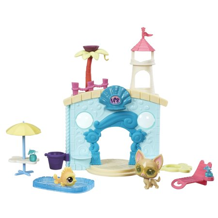 Littlest Pet Shop Birthday Party (Littlest Pet Shop Splash Park)