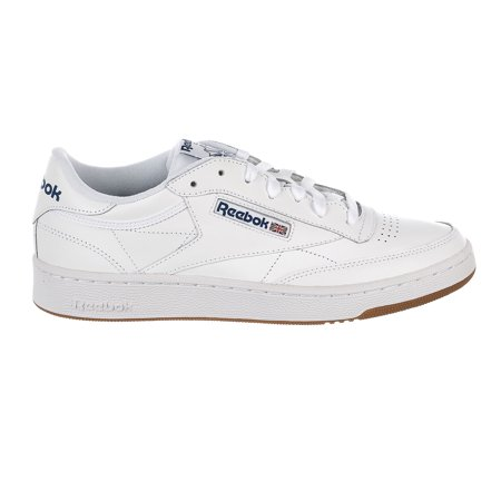 907960a6642 Reebok - Reebok Club C 85 Sneaker - White Royal-gum - Mens - 8.5 -  Walmart.com