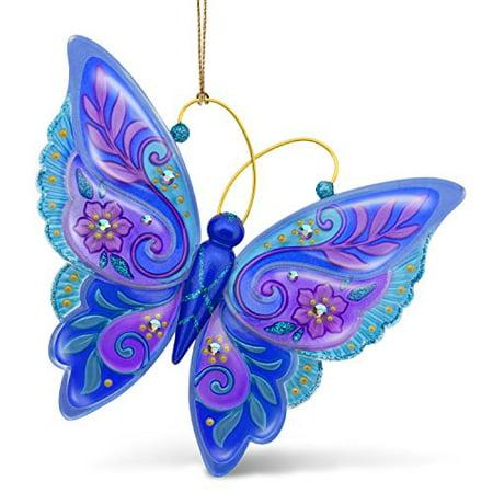Hallmark Butterfly #1 Keepsake Christmas Ornament