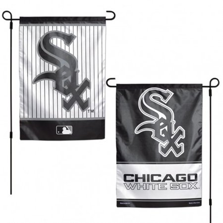Chicago White Sox MLB Garden Flag Double Sided Licensed 12