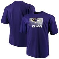 603274a4 Baltimore Ravens T-Shirts - Walmart.com