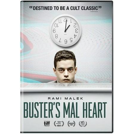 Buster's Mal Heart (DVD) (Monkey Go Happy Halloween Heart)