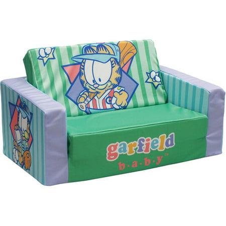 Baby Garfield Baseball Flip Sofa