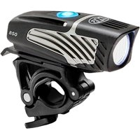 NiteRider Lumina Micro 850 Light 850 Lumens with Double Click Power Button to Unleash Maximum LED Output 6783