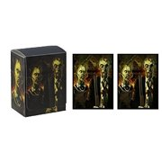 Max-Pro 1 American Zombie Gothic Deck Box + 100 Shuffle-Tech Sleeves (fits MTG / Force of Will)