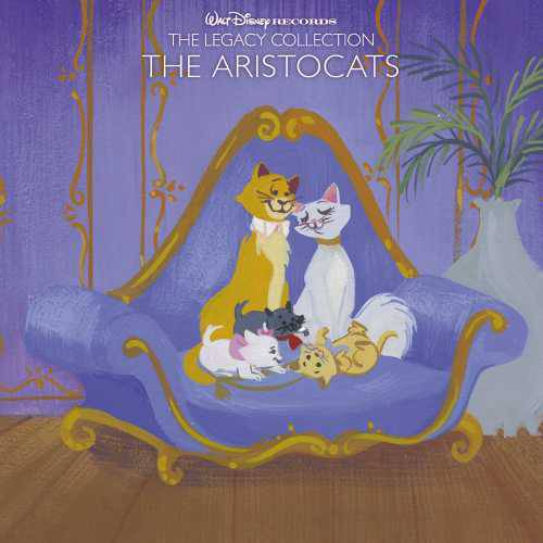 Walt Disney Records The Legacy Collection: The Aristocats (2CD)