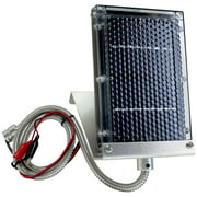 Wildgame Innovations 6V Solar Panel, Stainless-steel Shields, Rechargeable Batteries