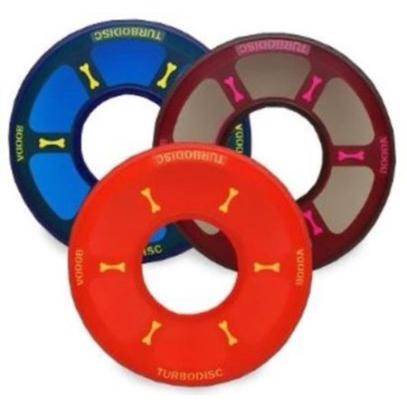 Petmate Softbite Turbo Disc Multi-Colored