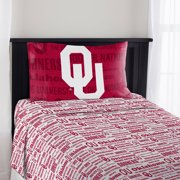 "NCAA Oklahoma Sooners ""Anthem"" Sheet Set, 1 Each"