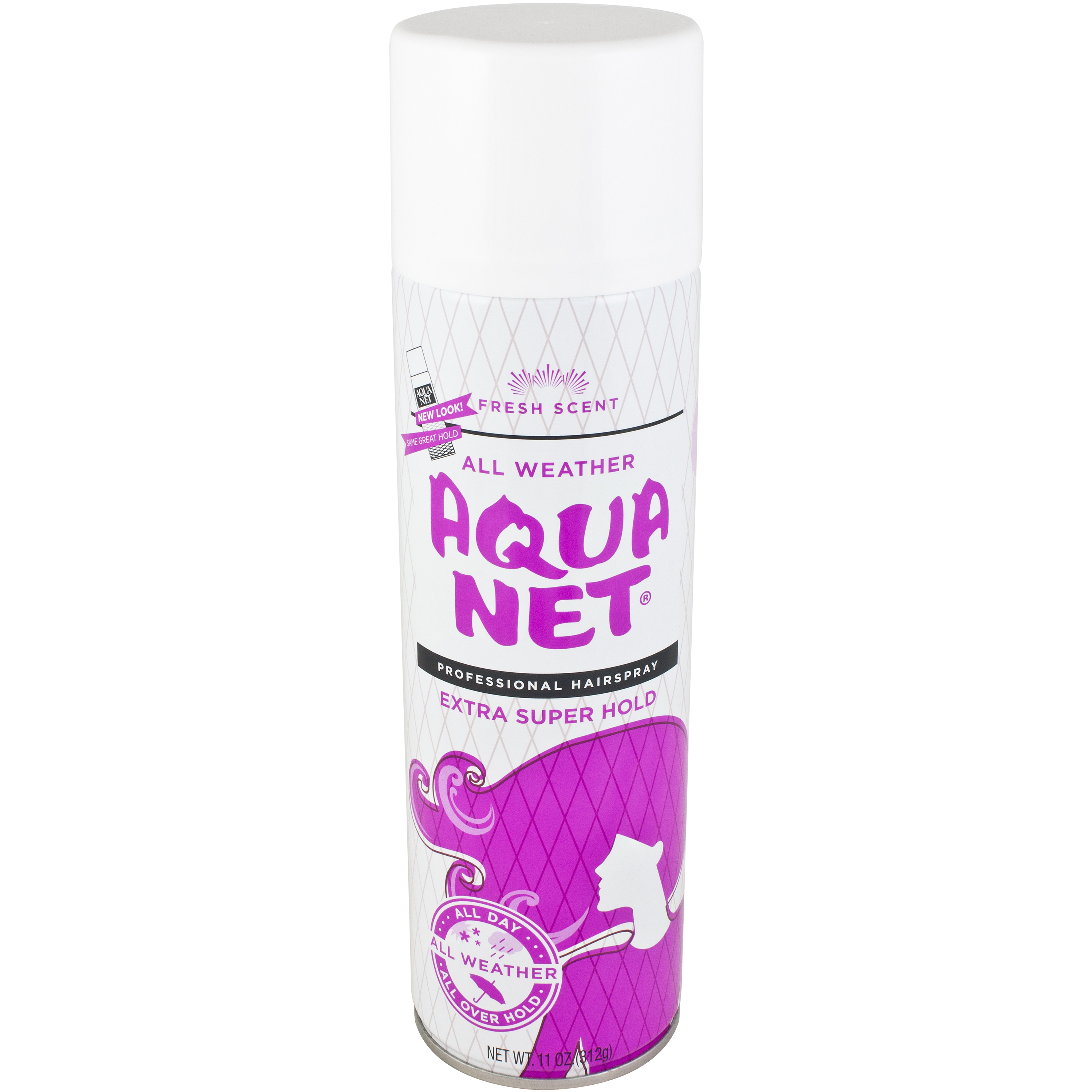Aqua Net Fresh Fragrance Extra Super Hold Hair Spray, 11 oz