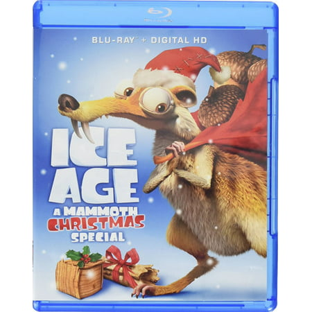 Ice Age A Mammoth Christmas.Ice Age A Mammoth Christmas Special Blu Ray