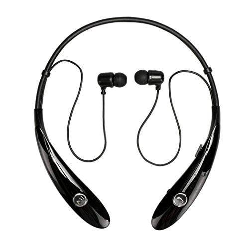 Bluetooth Headphones Wireless Earbuds Neckband Stereo Headset Hand