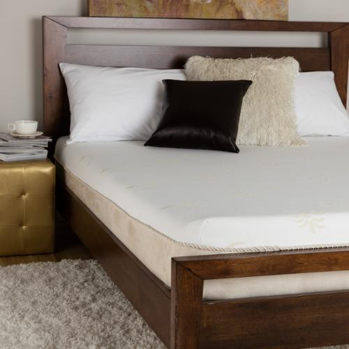 Slumber Solutions  Gel Memory Foam 8-inch Queen-size Mattress