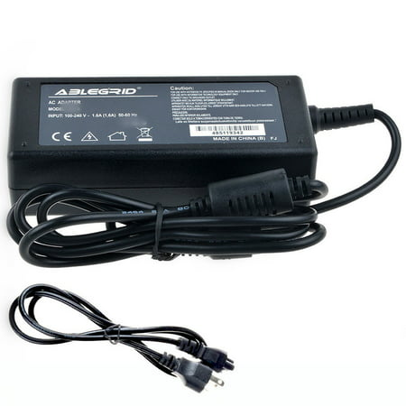 ABLEGRID 12V 5A Global AC / DC Adapter For SCEPTRE STD-1250P PS-1250APL05 SA-060121A-3 12VDC 12 Volts 5000mA 5 Amps Power Supply Cord Global Ac Adapter