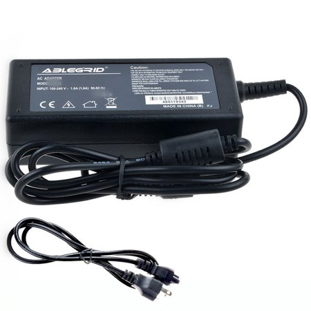 ABLEGRID 12V AC Adapter For Juniper Networks SRX210 (Non-PoE) Dell Powerconnect J-SRX210H Power Connect JSRX210H JUONS SRX210BE SRX210B SRX210H Services Gateway 210 (Non-PoE) 12VDC Power Supply Cord