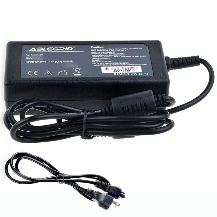 ABLEGRID 12V 5A AC / DC Adapter For Coby TF-DVD1770, TF-TV 1500 HD Flat Screen TV/ Monitor 15 TF-DVD1540 /DVD Combo Power Supply Cord Cable PS Charger Mains PSU
