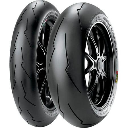 Pirelli 2166900 Diablo Supercorsa SP V2 Front Tire -