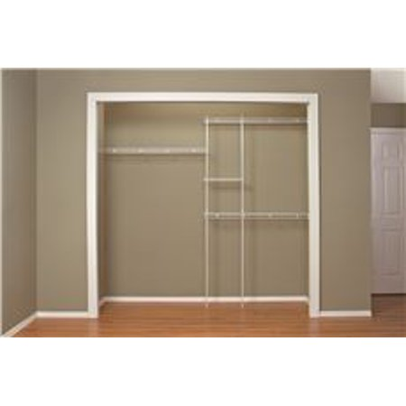 Closetmaid Expandable Closet Organizer, 5 Ft. To 8 Ft. ()