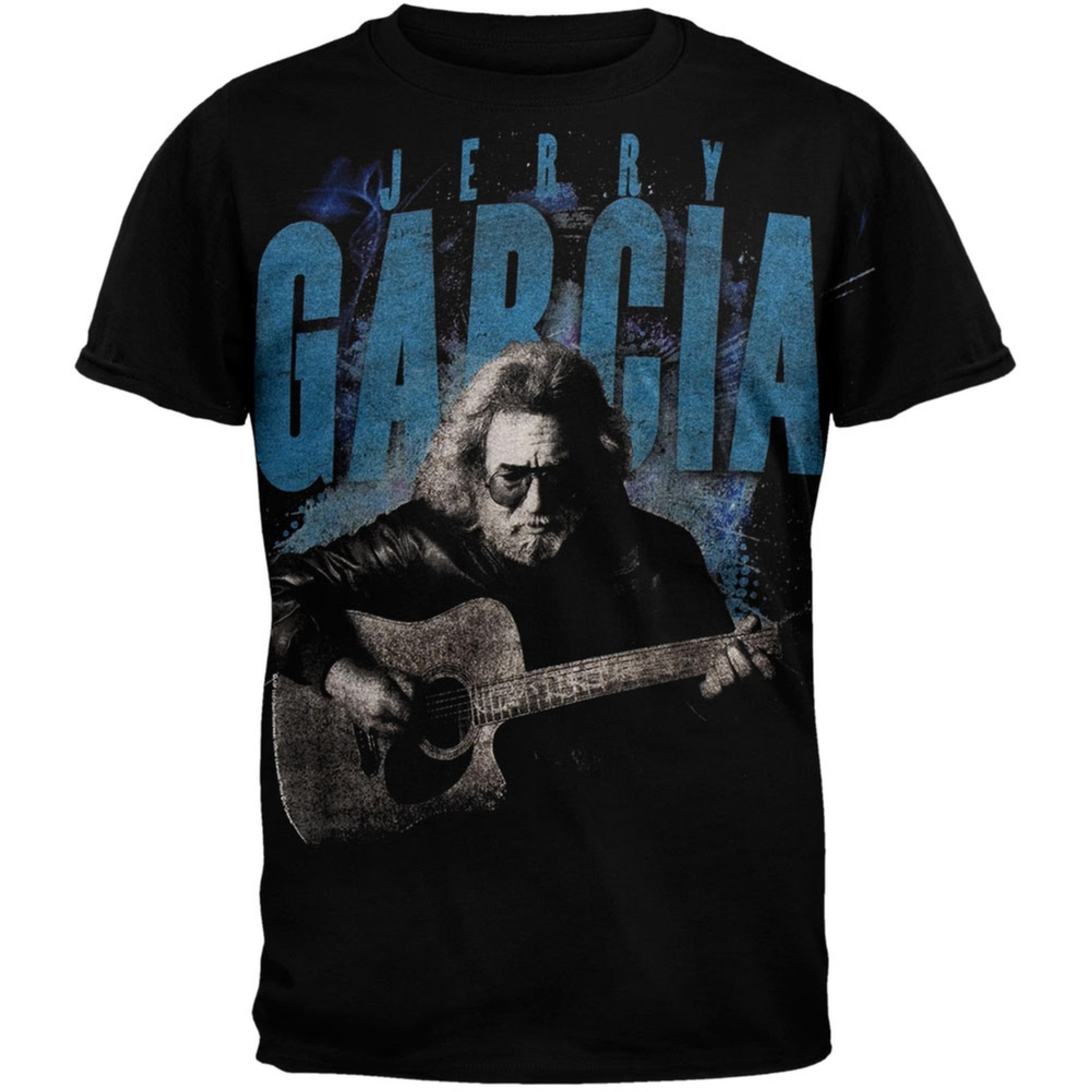 Jerry Garcia - Acoustic T-Shirt