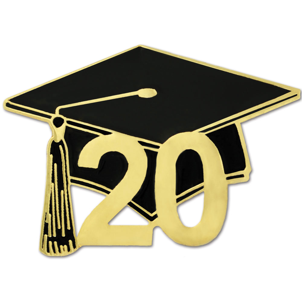 Graduation Day 2020.Pinmart S Class Of 2020 Graduation Cap School Teacher Enamel Lapel Pin Walmart Com