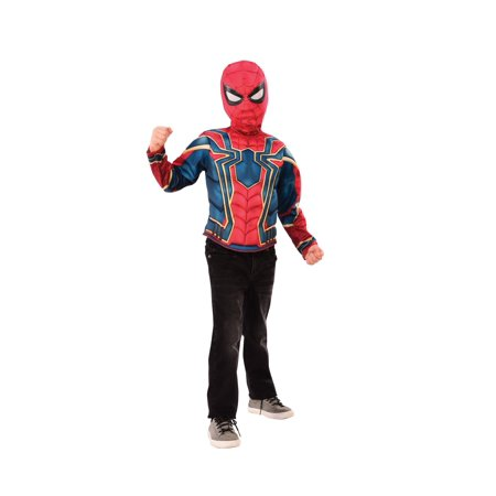 Spider-Man Muscle Chest Shirt Set - Muscle Spiderman