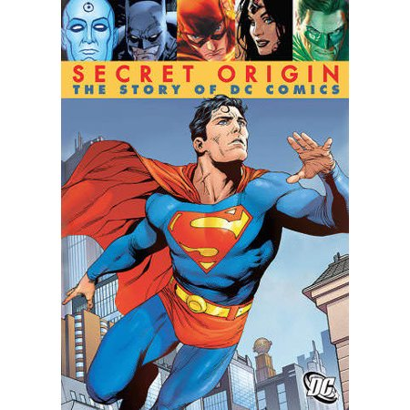 Secret Origin: The Story of DC Comics (Vudu Digital Video on - Halloween Origins Documentary