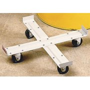 MDS24-3PH Drum Dolly, 1000 lb., 5-1 2 In. H by Drum Dollies