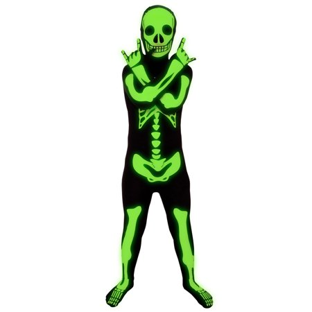 Morphsuits Com (Morphsuits Kids Glow Skeleton)