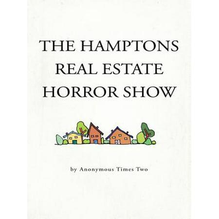 The Hamptons Real Estate Horror Show - eBook - Hampton Halloween Times