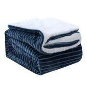 """Flannel Blankets Soft Twin Blanket for Bed Couch, 59"""" x 79"""""""