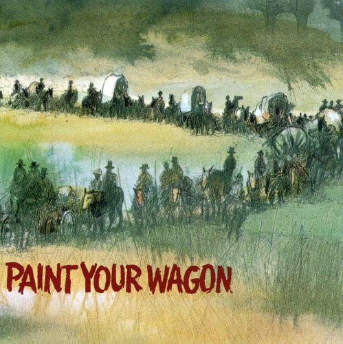 Paint Your Wagon Soundtrack