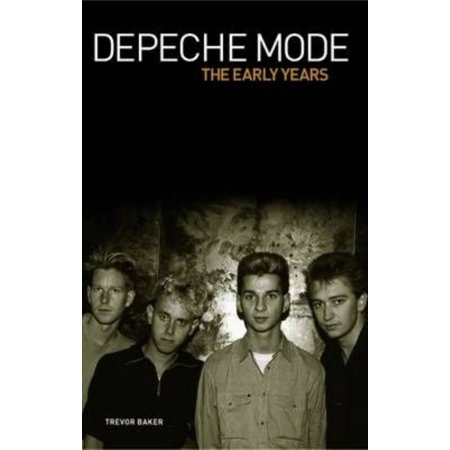 Depeche Mode   The Early Years 1981 1993  Paperback